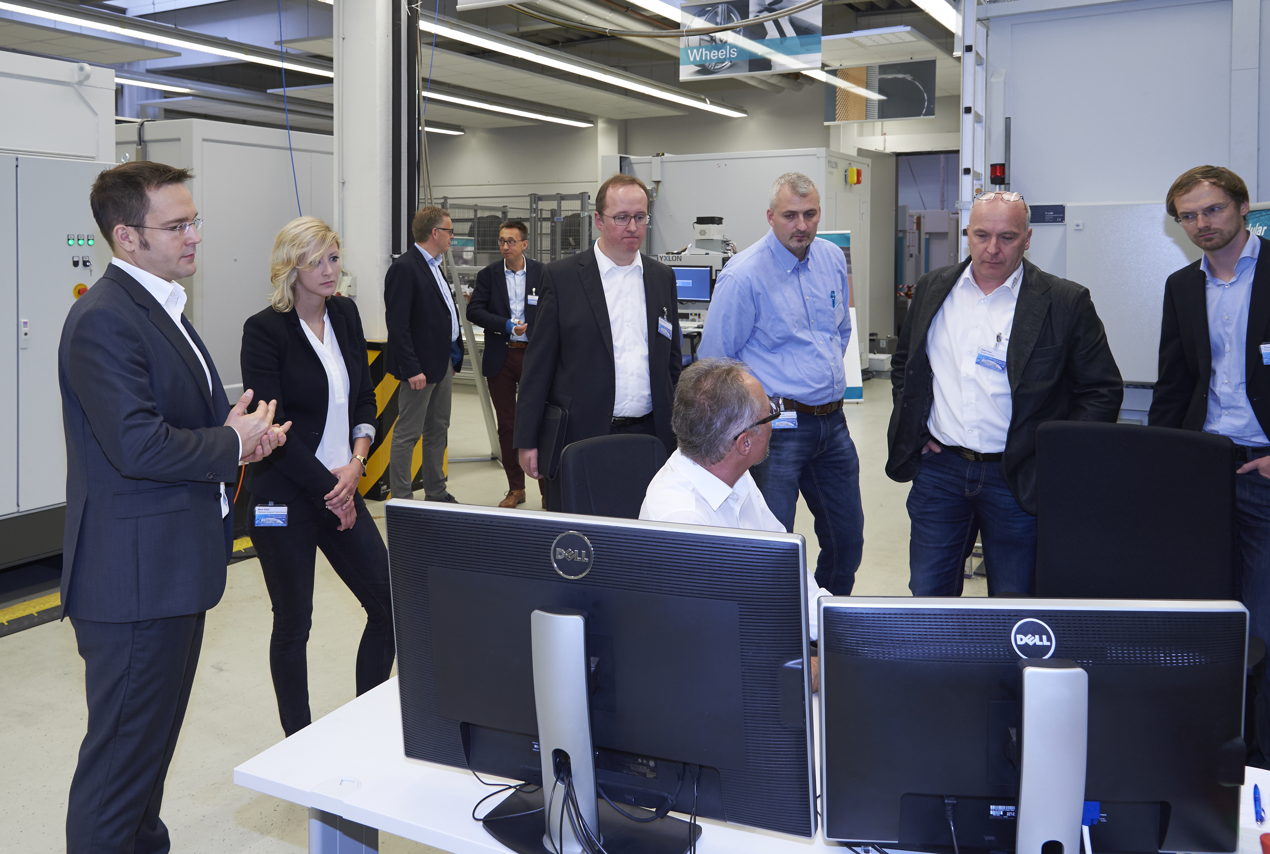 CT & Industrie 4.0: User Conference bei YXLON